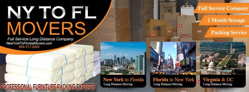 Blog New York To Florida Movers